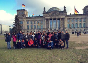 Parliament House, Berlin