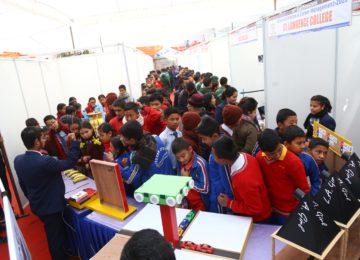 Science Exhibition Opening Program 11
