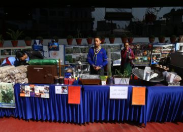 Science Exhibition Opening Program 09