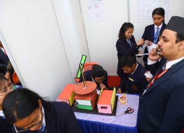 Science Exhibition Opening Program 04