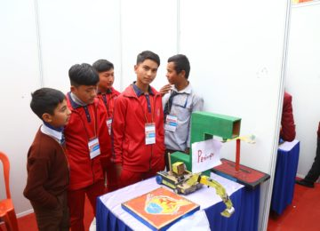 Science Exhibition Opening Program 03