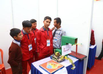 Science Exhibition Opening Program 03