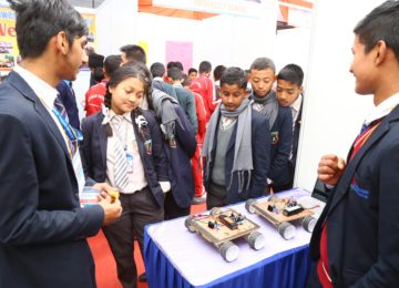 Science Exhibition Opening Program 19