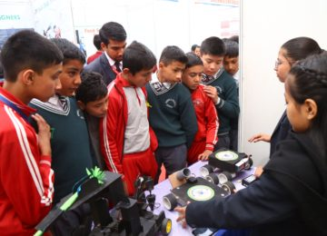 Science Exhibition Opening Program 17