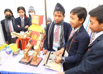 Science Exhibition Opening Program 14