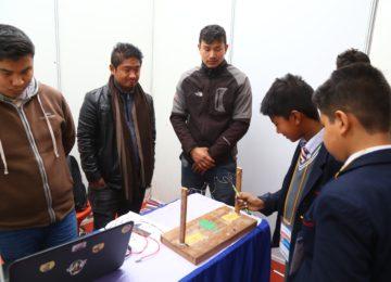 Science Exhibition Opening Program 13