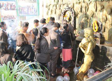 Saraswoti Puja 2077
